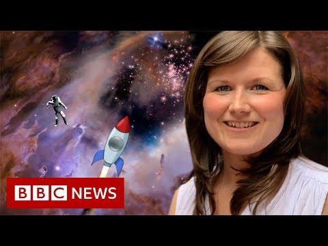Meet the YouTube astrophysicist – BBC News