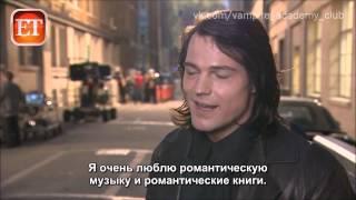 Райчел Мид, За кадром Академии вампиров. Русские субтитры