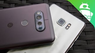 LG V20 Vs Galaxy Note 7 - Camera Shootout!