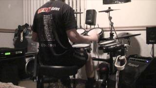 Arch Enemy-Taking back my soul-drum cover