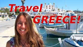 Cool Shit To Do In Greece &  The Greek Isles