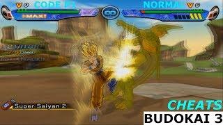 Dragon Ball Z Budokai 3 Cheat Codes : Faster than Light