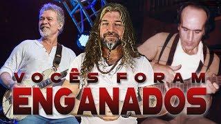 Eddie Van Halen criou o Tapping? - ERROU!!!