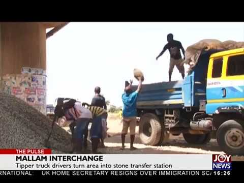 Mallam Interchange - The Pulse on JoyNews (30-4-18)
