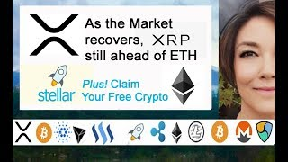 XRP still ahead of ETH, Claim your FREE Crypto, LTC XRP on Bitkub, Home Miner backed by Coinbase