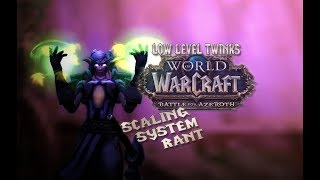 (OUTDATED) Twinking in BFA looks SICK! Bakedaf's rant
