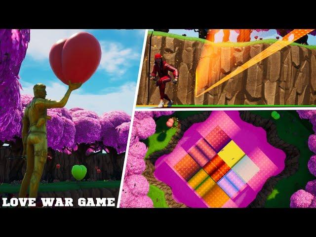 LOVE WAR GAME
