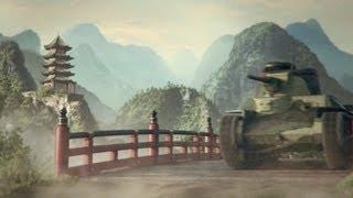 World of Tanks - Japanese Armored Vehicles Trailer