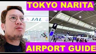 TOKYO NARITA AIRPORT GUIDE | ANYTHING ABOUT NARITA AIRPORT | INTERNET SIMCARD, MONEY EXCHANGE & BUS