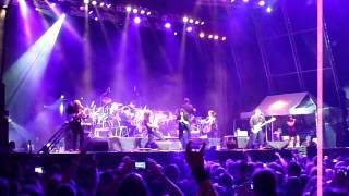 Rage & Lingua Mortis Orchestra - Scapegoat, Masters of Rock 2013