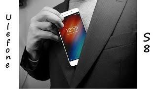 62€ Ulefone S8 - Review mit Droptest (unfreiwillig) - Test - Deutsch