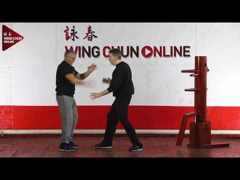 WingChun Online Part 3   Chi Sau & Street Use