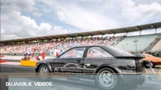 preview picture of video 'Audi S2 Full Tube - Hockenheim - Konopek'