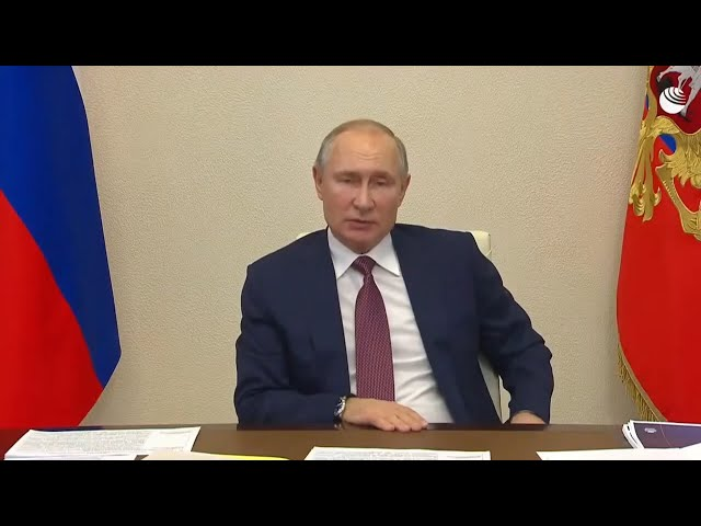 Путин приедет на хоккей в Иркутск