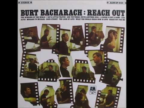 Burt Bacharach ''The Windows Of The World''
