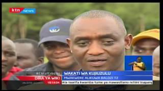 Dira ya Wiki: Seneta Wilfred Machage arudi chama cha DP kutoka ODM, Februari 17 2017 part 1