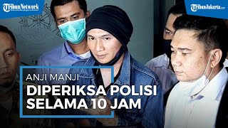 Musisi Anji Diperiksa Polda Metro Jaya Selama 10 Jam terkait Kasus Penyebaran Berita Palsu