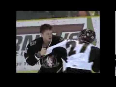 Kirk Bear vs. Ben Thomas