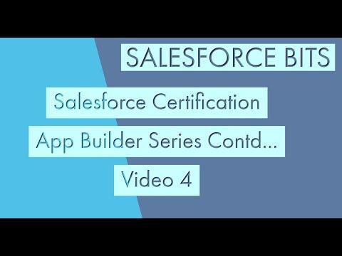 Explained: Salesforce App Builder Certification Practice Questions ...
