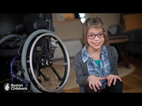 Cerebral Palsy Experience Journal - Stella | Boston Children's Hospital