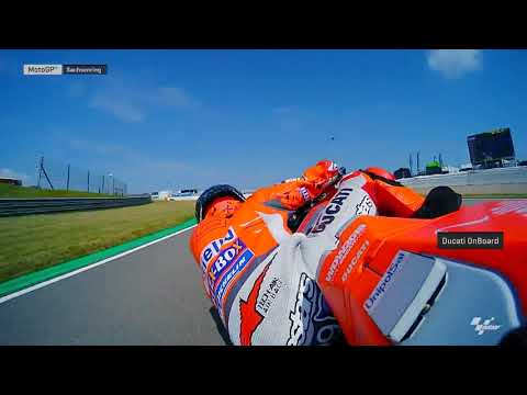 German GP: Ducati OnBoard