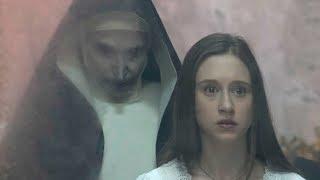 Мелкие детали фильма Проклятие монахини