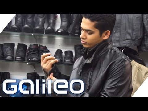 Lederjacken - Warum gibt es einen so großen Preisunterschied? | Galileo | ProSieben