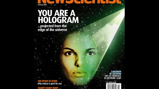 Physicists Declare We Live in a HOLOGRAM! Cool right?