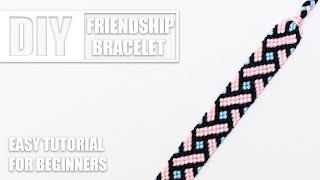 Ribbon Swirl Weave Macrame Friendship Bracelets | Easy Tutorial For Beginners