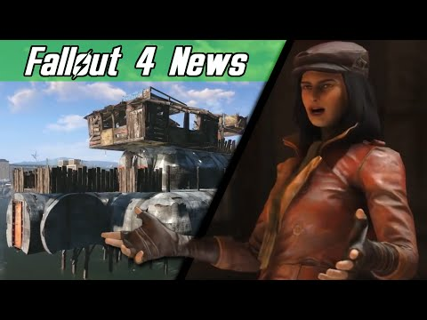 Fahrzeuge in Fallout 4 ? // Fallout 4 News [Deutsch/German] (Pre release infos)