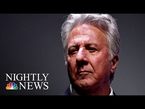 Dustin Hoffman Sexual Misconduct Accusers Call Him 'Abusive' in NBC Interview
