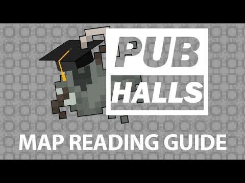 Intro to Map Reading | Pub Halls