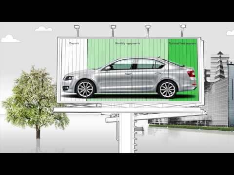 Skoda Finance Promotional Web Content Video