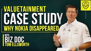 How Nokia Blew A Big Lead in Mobile Phones!  A Case Study for Entrepreneurs