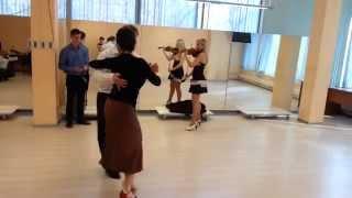 Por una cabeza, скрипка, аргентинское танго - это Танго Весна!
