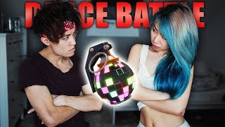 Fortnite Dance Battle gegen meine Freundin! | Bao & Kiko