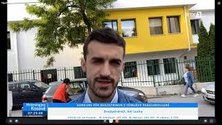 Mirëmëngjesi Kosove -Drejtpërdrejt -Edi Luzha 16.06.2021