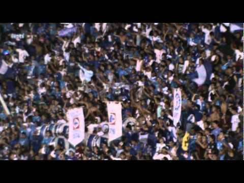 """Oh No Les Da Vergüenza, Ritualero Son 50"" Barra: La Sangre Azul • Club: Cruz Azul"