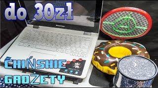 6 CHIŃSKICH GADŻETÓW do 30zł z allegro - Stolik na laptopa