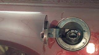 Replace Gas Fill Door