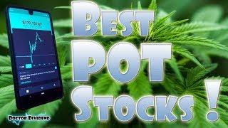 Best POT Stocks!  |  Canopy Growth and Aurora Cannabis!
