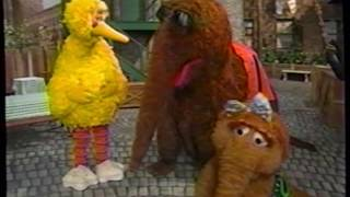 Sesame Street (#3840): Big Bird Wants to Walk Around the Block