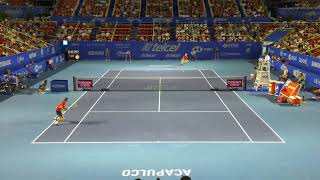 Match point VAR de Miñaur - Kecmanović #AMT2020