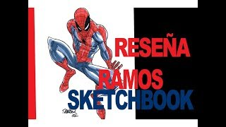 Marvel Fundamentals Humberto Ramos Sketchbook