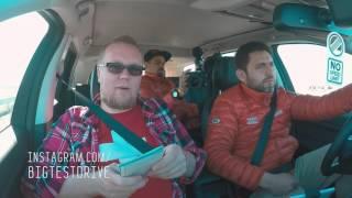 Россия - Казахстан / переход границы на автомобиле / сравнение дорог