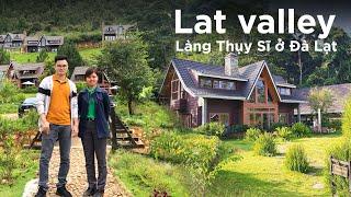1 ngày ở Lat valley, Homestay Làng Thụy Sĩ ở Đà Lạt, thành phố...