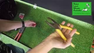 Repair or Jointing of Perimeter Wire