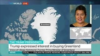 The Trump Presidency: Aleqa Hammond, Former PM of Greenland