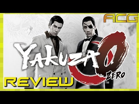 "Yakuza 0 Review ""Buy, Wait for Sale, Rent, Never Touch?"" - YouTube video thumbnail"