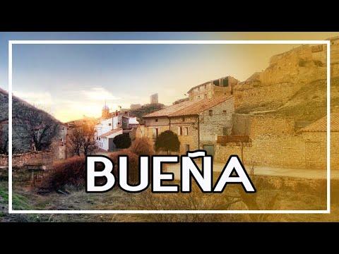 VESTIGIOS de la GUERRA CIVIL ESPAÑOLA 🔴 BUEÑA ( Teruel )